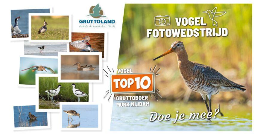 Fotowedstrijd Agrarisch Natuurfonds Fryslân